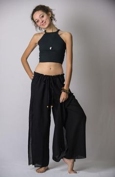 https://www.harempants.com/products/womens-thai-harem-palazzo-pants-in-solid-black