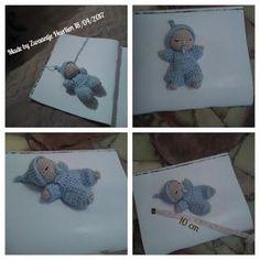Zwaantje Creatief: Gratis patroon van mijn kleine babypopje met babyp...