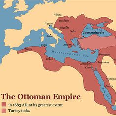 1683 CE, height of the Ottoman empire, and modern Turkey 🇹🇷 Facts About Time, Empire Ottoman, Turkey Today, Semitic Languages, Mind Blowing Facts, Alternate History, Historical Maps, World History, European History