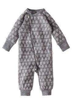 Baby Strickoverall Kasvu