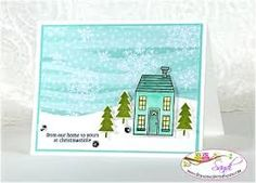 Image result for stampin up holiday home card ideas