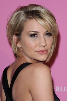 Chelsea Kane Graduated Bob Hairstyle 2013 - Find more new short haircut here http://hairstylesweekly.com