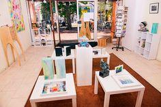 Ogenblik, exhibition place in Leeuwarden, Holland