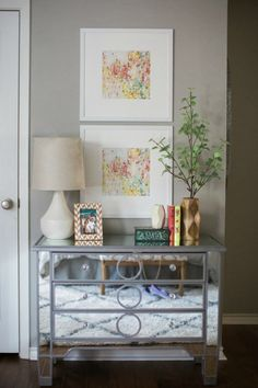 How to Style a Dresser: 3 Items to Always Add
