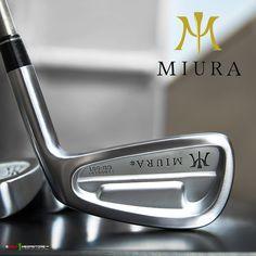 The hand craftsmanship of #Miura irons are unrivalled. #CB501 #Japan #Himeji #GolfShopDubai #GolfInDubai #eGolfMegastore ⛳️