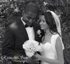 Wedding Photography #wedding #blackandwhite #love #bride #groom #risingsunphotography