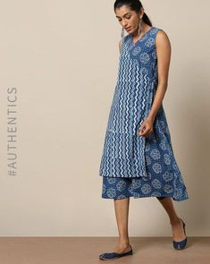 Kurti Patterns, Kurtis, Indigo, Summer Dresses, Nice, Book, Cotton, Shopping, Women
