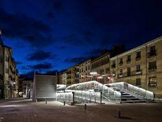 Underground Leisure Lair by Mi5 architects & PKMN architectures - News - Frameweb