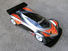 Speed Passion 1/10 Mazda Furai