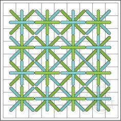 Smyrna - 2 Color Variation 2