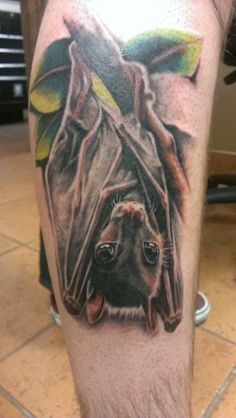 This bat tat is adorable. ♡