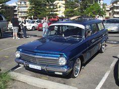 1964 Holden EH Premier Wagon Custom (Australia)