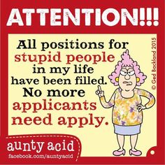 POSITION CLOSED!!!  LOL.  I posted this for one of my friends who needs to buy something with this saying & hang it in her yard!  ;)