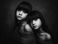 20 лучших черно-белых фотографий детей по результатам последнего международного конкурса