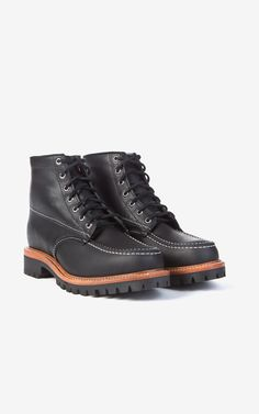 Chippewa Boots at Cultizm - The Raw Denim Online Store: The Original Chippewa is a blend of modern durability found in contemporary outdoor products combined with the heritage of American craftsmanship and work ethic