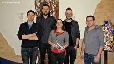 Wywiad Izabelli Jarskiej z MUZYKAMI Atom String Quartet. Gospodarzem i Mecenasem wywiadu jest Salon Medi SPA w Warszawie. http://artimperium.pl/wiadomosci/pokaz/751,atom-string-quartet#.V2xUPfmLTIU