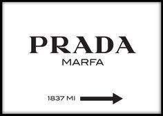 Prada Marfa -juliste