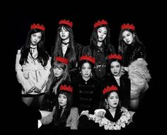 Image discovered by 詩織. Find images and videos about kpop, black and red on We Heart It - the app to get lost in what you love. Wendy Red Velvet, Pink Velvet, Black Velvet, Kpop Girl Groups, Kpop Girls, Taehyung Gucci, Lisa, Kpop Couples, Park Chanyeol