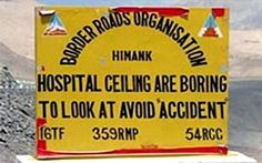 30 road signs in India