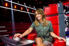 """Claudia Leitte continua como jurada da quarta temporada do """"The Voice Brasil"""", que começa a ser exibido pela Globo no dia 1º de outubro"""