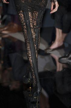 tom ford fashion | Tom Ford at London Fashion Week Spring 2014 - StyleBistro