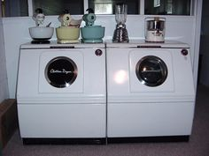 Westinghouse Laundry Sink With Cabinet : Vintage Appliances on Pinterest Viking Appliances, Vintage Stoves ...