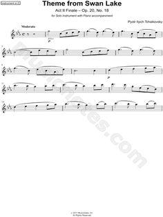 Flute Sheet Music Theme from Swan Lake Music Jokes, Music Humor, Work Music, Music Tv, Violin Sheet Music, Music Sheets, Marching Band Humor, Band Nerd, Oboe
