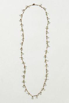 Glinting Sparks Necklace - Anthropologie.com