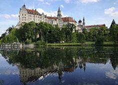 Top 10 Wonderful German Castles - Sigmaringen Castle