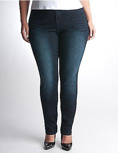 I'm using Shopscotch.com to watch the price of the Ultimate Stretch sateen skinny jean by Lane Bryant at Sonsi $69.95