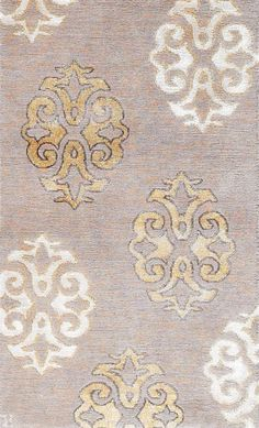New Moon Rugs   Haveli, Power (sample). This All Over Design Features