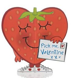 Strawberry Valentine's @ M&S