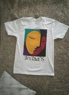 Kaufe meinen Artikel bei #Kleiderkreisel http://www.kleiderkreisel.de/herrenmode/t-shirts/144998102-abstract-tee-von-supreme