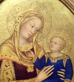 Gentile da Fabriano, Virgin and Child
