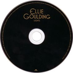Caratula Cd de Ellie Goulding - Lights
