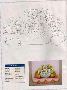 Pintura em Tecido nº 28 - lourdes - Álbuns da web do Picasa