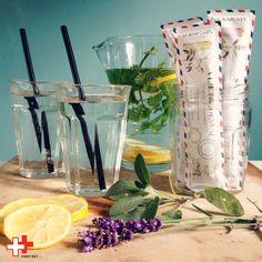 Agroposta limonadesiroop mix set