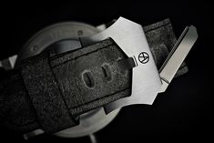 """For 2014 Swiss watch maker Artya, under the leadership of Yvan Arpa, presents a hidden knife as an option on most Artya (and Black Belt) timepieces. Part James Bond, part """"I bet you didn't know I could put a knife here!"""