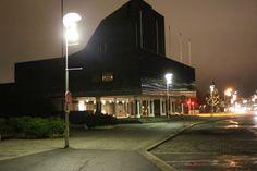 Seinäjoki cityhall, also designed by Alvar Aalto