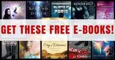 I wanted to share this with you, as not only can you get some great free ebooks but you can also win $100 worth of Amazon books shipped to your door!