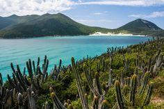 15 praias no Brasil com água tão azul que mais parecem o Caribe