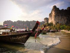 Unsere kleine Thailand-Rundreise in Bildern (Bangkok/Koh Lanta/Krabi)