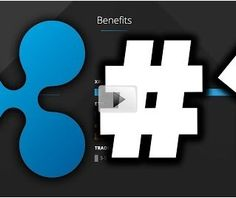 Cryptocurrency for Beginners - News, Trading, Recommandation: WHY XRP (RIPPLE) WILL SOON BE THE TOP 1 CRYPTOCURR... 👍💰 #ripple_news #ripple #xrp_price #xrp #ripple2018