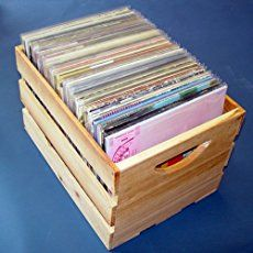 Ana White | DIY LP Vinyl Record Storage Box with Wheels  - DIY Projects
