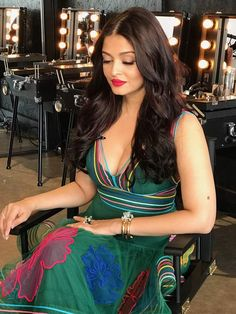 Aishwarya Rai Bachchan At Cannes 2017: Step aside, the Queen has arrived