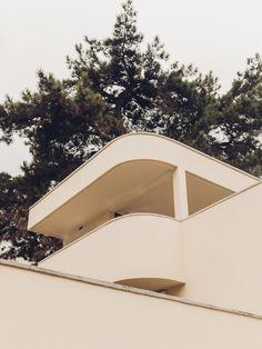 Le Corbusier's Maison La Roche photographed by Romain Laprade.