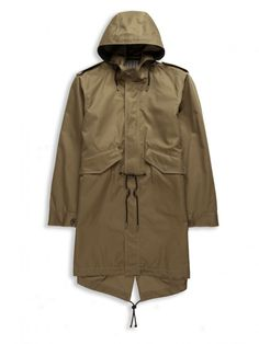 Duke Street Foundry Parka