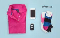 Ladies Golf Socks | GRÅPENGER #golf #premium #socks #grapenger #iphone #bmw #poloshirt