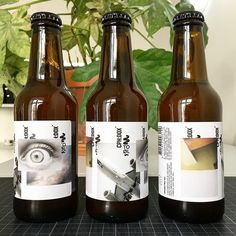 The official @cphdox beer is made by To Øl at @bruscph and will be released tonight at the opening galla party. Here our graphic designer @kasperledet talks a bit about the label: The design features various photographs - some are referring to films or the act of seeing others refer to the graphic universe of To Øl. Together they form a kind of abstract narrative that is not telling a linear story but points is various directions. Some of the photos are staged others are real situations and…