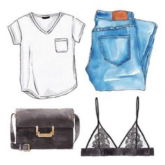 """""""Sin título #31"""" by sarah-montoya on Polyvore featuring moda"""